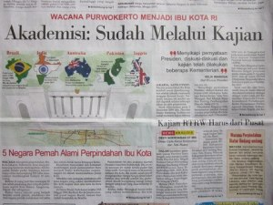 purwokerto ibu kota negara republik indonesia