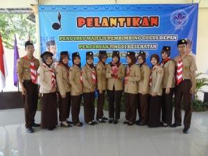 Photo Bersama Mabigus AKBID Paguwarmas Maos Cilacap